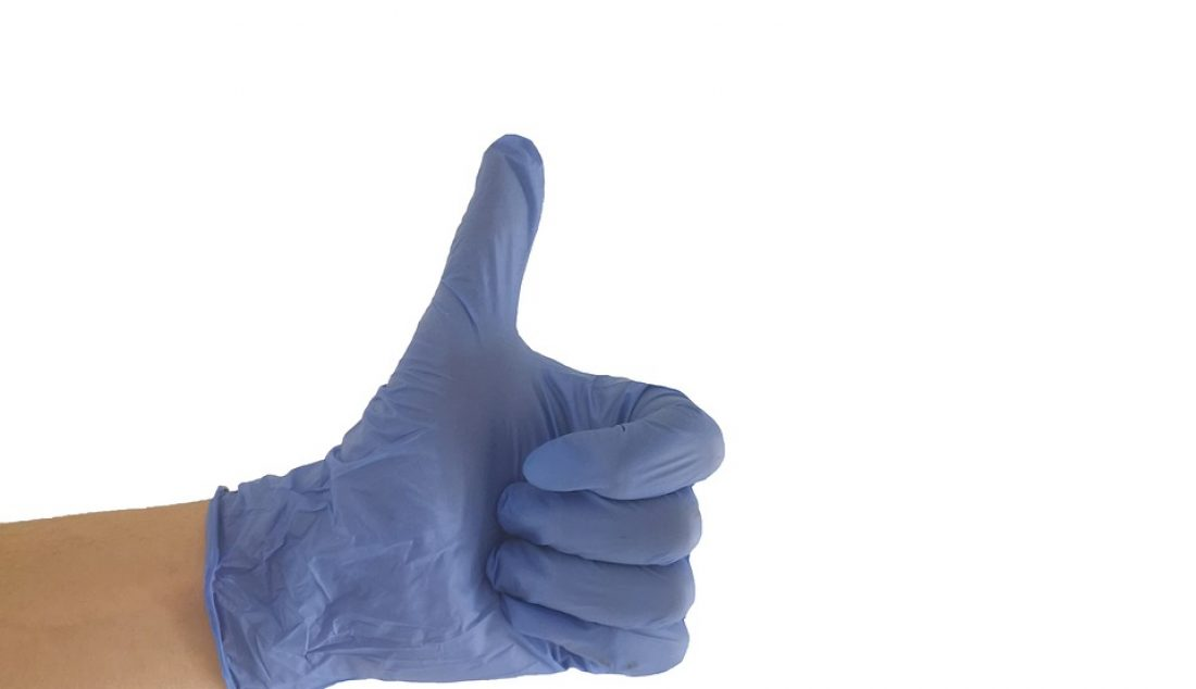 Diferencia entre guantes